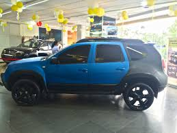 duster renault 2014 renault duster shows off customisation potential