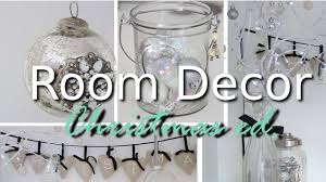 diy room decor ideas for christmas carly musleh youtube