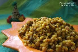 comment cuisiner les pieds de mouton chignons berkoukes spécialité algérienne culinaire by minouchka