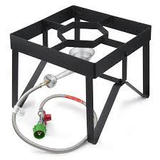 backyard pro grill backyard pro square single burner outdoor patio stove range