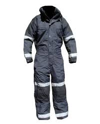 insulated jumpsuit hartford cold weather insulated jumpsuit snowsuit black