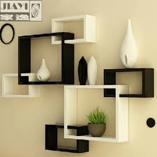 living room wall shelves home yat simple modern wall shelving racks triples creative living