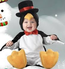 Penguin Costume Halloween Christmas Costume Party Ideas Babies Kids Toddlers