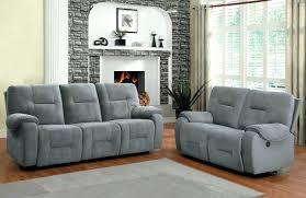 Reclining Sofa Ashley Furniture Grey Leather Corner Recliner Sofa Ashley Furniture Magician Gray