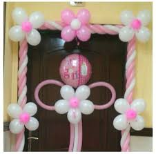 Decorations For Welcome Home Baby 128 Best Baby Shower Images On Pinterest Balloon Decorations