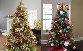 decorations modern decorated christmas tree beautiful with loversiq