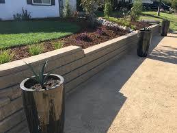 retaining walls u0026 masonry u2014 dream home landscaping