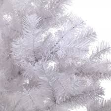 open box homegear 6ft white artificial tree just 23 99