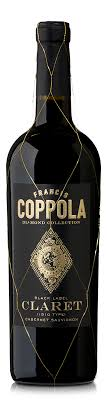 francis ford coppola winery diamond collection black label claret
