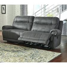Flexsteel Reclining Leather Sofa Posh Power Recliner Sofa Leather Picture Gradfly Co