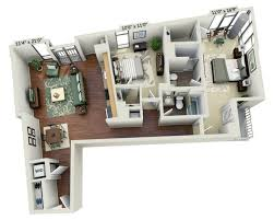 two bedroom apartment floor plans floor plans and pricing for view 14 washington dc