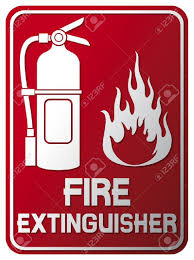 Fire Extinguisher Symbol Floor Plan 9 068 Fire Extinguisher Stock Vector Illustration And Royalty Free