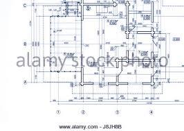 floor plan blueprint blueprint floor plan technical drawing construction background