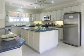 fully equipped kitchen sandgate house barbados vacation rentals