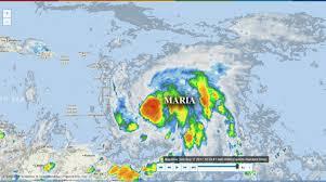 Saint Lucia Map Saint Lucia To Shutdown In Advance Of Tropical Storm Maria U2013 Now A