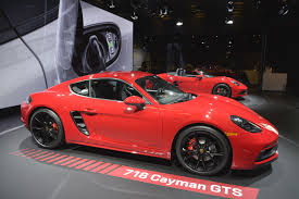 porsche boxster red porsche 718 cayman and boxster gts are very red in los angeles