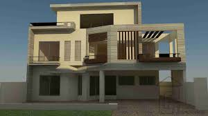 Home Design Front Elevation by 12 Marla House Plan Gharplans Pk