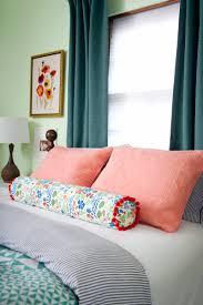 bolster bed pillows how to make a bolster pillow a beautiful mess