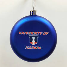 of illinois ornament