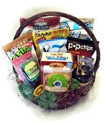 healthy gift basket ideas healthy gift basket earthdeli