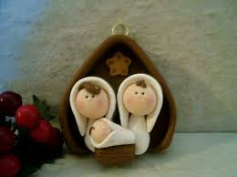 pin by marcela monge on porcelana fria natal clay