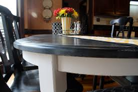 Parsons Kitchen Table by Chalk Paint Kitchen Table