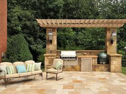 Backyard Hibachi Grill Hibachi Grill Menu Traditional Patio By Innovative Construction