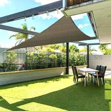 Garden Shade Ideas Garden Sail Shades Large Image For Garden Awning And Sails