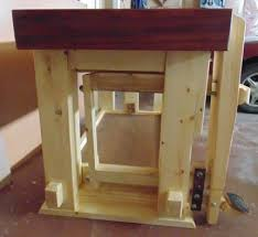 Fine Woodworking Bench 302 Best Workbench Images On Pinterest Woodwork Woodworking