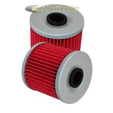 2 pack oil filter kawasaki bayou 300 klf300 klf 300 klf 300 2x4