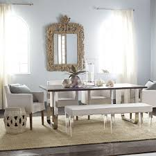 Banquette Chair Modern Banquette Bench Wisteria