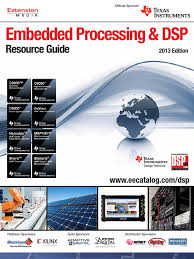 embedded processing and dsp resource guide 2013 edition pdf