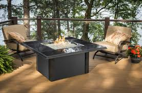 patio table with fire pit coffee table magnificent outdoor