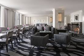 Floor Level Seating Furniture by San Francisco Club Lounge Hotels The Ritz Carlton San Francisco