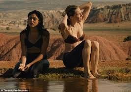 Sexy Golshifteh - she s just like a woman sienna miller bares her chest in just a