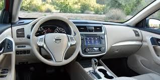 2007 Altima Interior Comparison Test Chevrolet Malibu And Nissan Altima Ny Daily News