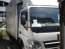 truck mitsubishi canter mitsubishi canter 2 alminium van truck kk fe82eev japanese used