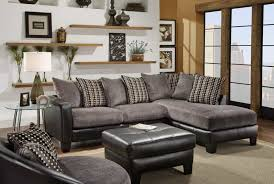 Black Sectional Sofa With Chaise Gray Black Sectional With Chaise Sectional With