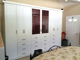 Annie Sloan Bedroom Furniture Wardrobes White Armoire Wardrobe With Mirror Armoire Painted