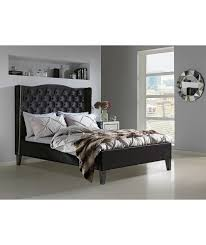 buy collection luxford velvet superking bed frame black at argos