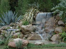 Backyard Waterfall Ideas Catchy Collections Of Contemporary Waterfalls Perfect Homes