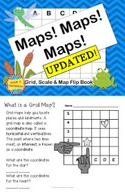 What Is Map Scale Map Skills Grid Scale Map Keys And Map Flip Book Scale Map