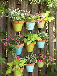 colorful touches for outdoor decorating outdoor wall art