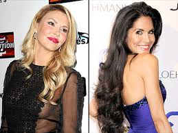 brandi glanville hair extensions the real housewives blog brandi glanville and joyce giraud battle