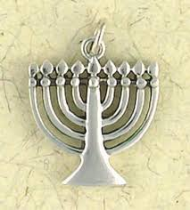 buy a menorah menorah pendant buy a replica menorah pendant from museum store