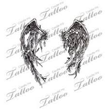 broken wing tattoos search tatts
