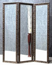 the great options of mirror room dividers to give your home decor