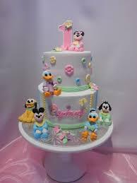 disney babies first birthday cake cakecentral com