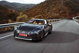 2018 lexus lc 500 new lexus lc f edges closer with trademark filing