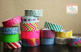 adorable washi tape art for toddlers and preschoolers the mommy